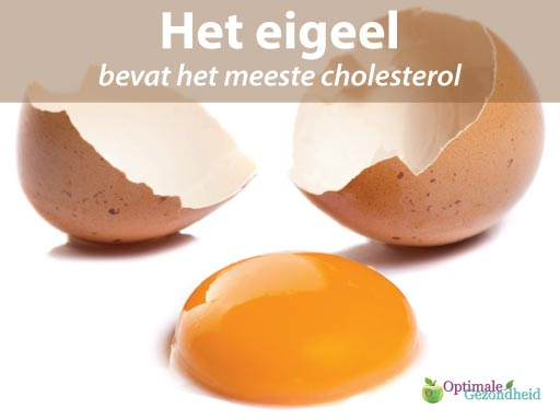 Eieren en Cholesterol - Een goede combinatie?