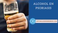 Alcohol en Psoriasis