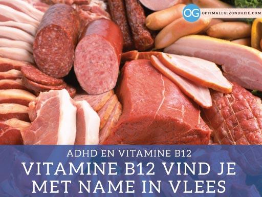 ADHD en Vitamine B12