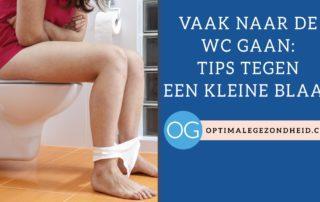 Frequent urineren