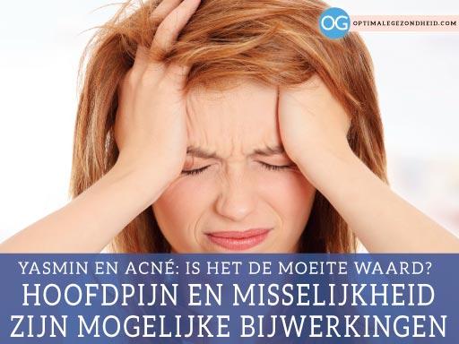 beste pil tegen acne