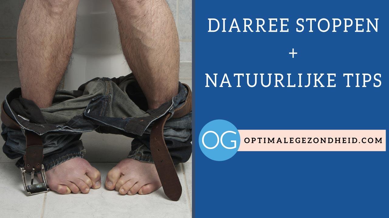 Diarree stoppen