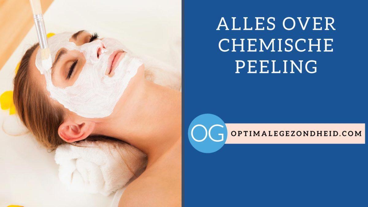 Chemische Peeling