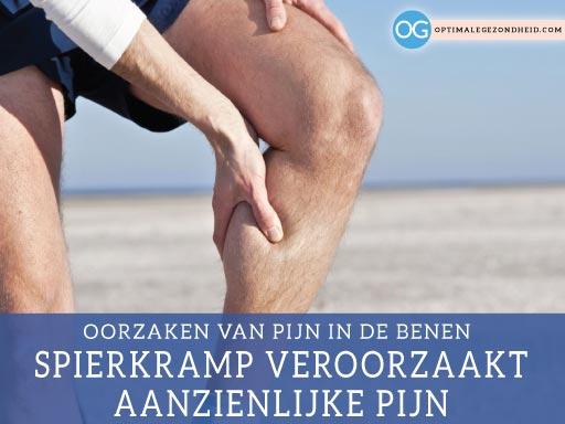 Pijn in de benen