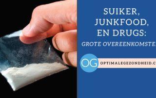 De overeenkomsten tussen suiker, junkfood en drugs