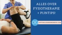 Alles over Fysiotherapie