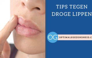 Natuurlijke tips tegen droge lippen