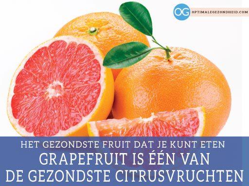 Het gezondste fruit dat je kunt eten
