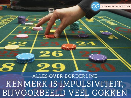 Alles over borderline