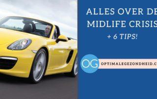 Alles over de midlife crisis + 6 tips!