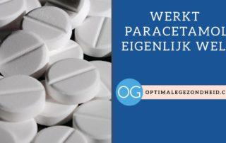 Werkt paracetamol eigenlijk wel?