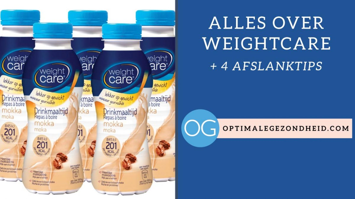 Alles over Weightcare + 4 afslanktips
