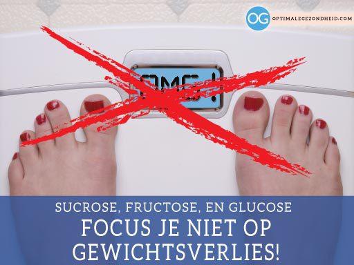 Het verschil tussen sucrose, fructose en glucose + 10 tips!