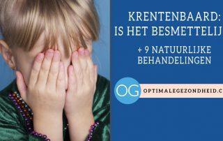 Is krentenbaard besmettelijk? + 9 natuurlijke behandelingen!