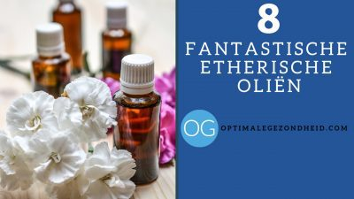 8 etherische olien