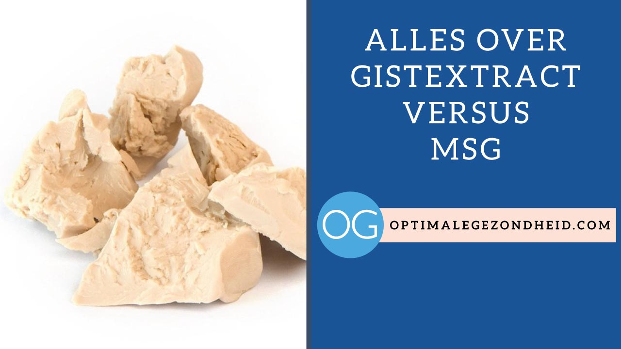 Alles over gistextract